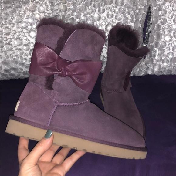 702952e0a29 Ugg Daelynn Boot purple size 6